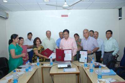 Technology Transfer of ertility kit
