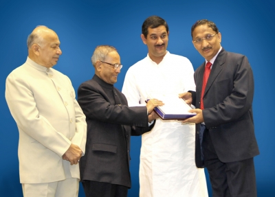Rajbhasha Award to HLL