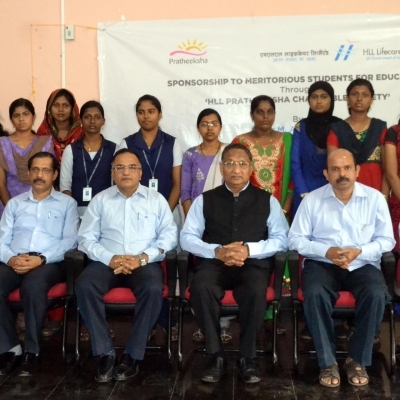 Pratheeksha launch on 21 January 2015