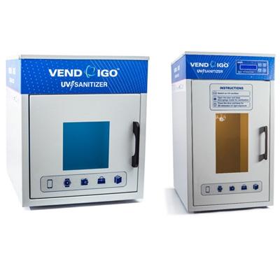 UV sanitizing box