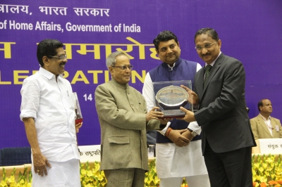 HLL wins first prize at Indira Gandhi Rajbhasha awards