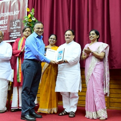 Technology Transfer with Sri Chitra Medical Institute