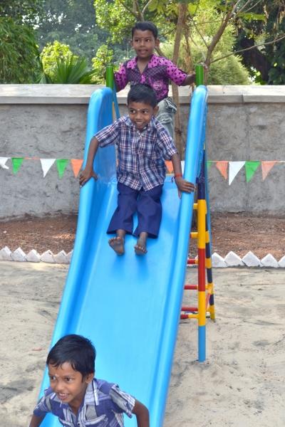 Park at OOlampara School