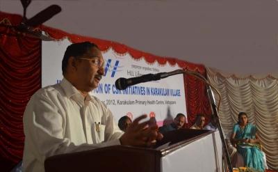 Inauguration of CSR Initiatives at Karakulam