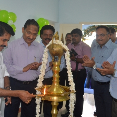 Inauguration of HLL Management Academy