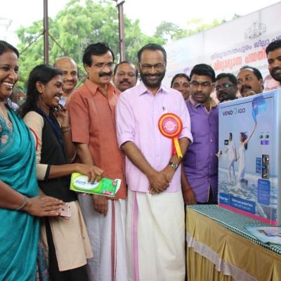 VENDIGO launch in Kerala Schools