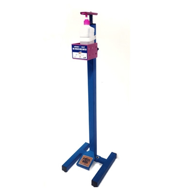 Foot operated Sanitizer dispenser – Pedal type