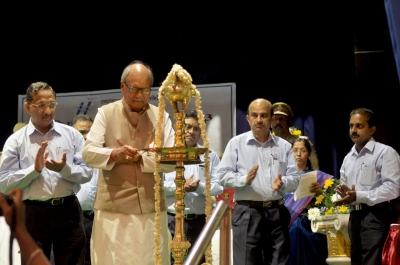 Use everyday Hindi to promote the language: Governor Nikhil Kumar