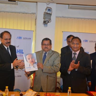 Pentavalent, HIVAC B Vaccines launch