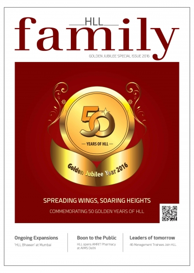Hll family  Golden Jubilee Special Issue