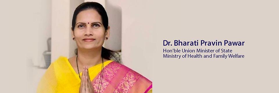 Union minister bharati