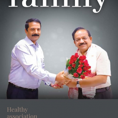 HLL Family magazine Oct 2019