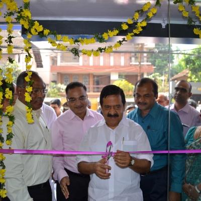 Launch of HLL Pharmacy at Gitanjali Hospital
