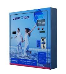 VENDIGO – Automated Vending Machine
